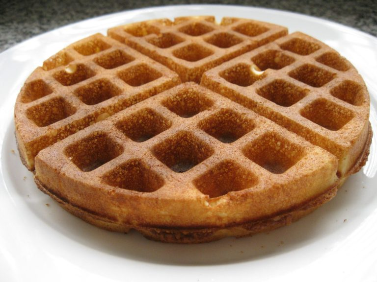 Protein Waffles Nutrition Profectus Performance