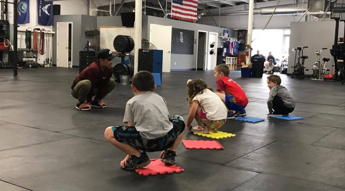 Kids Fitness Classes Edwardsville IL