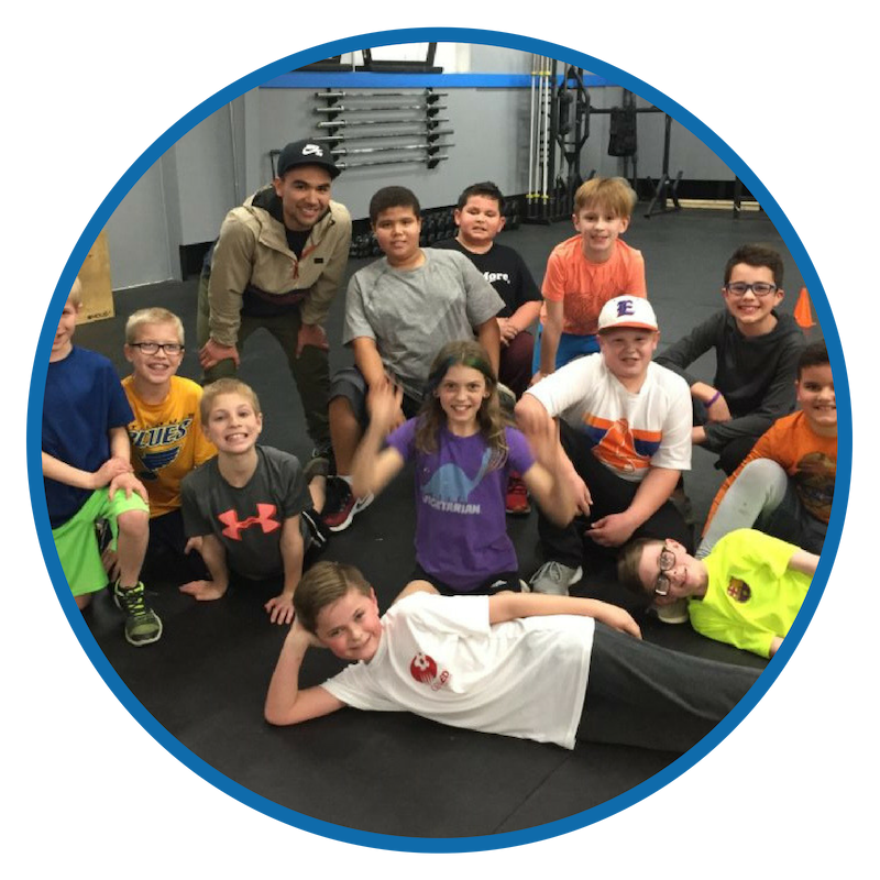 Kids Fitness Gym Edwardsville IL