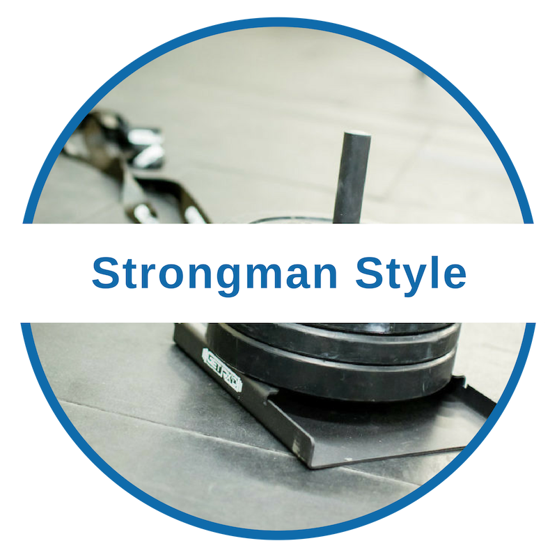 Strongman Style Equipment Edwardsville IL Gym