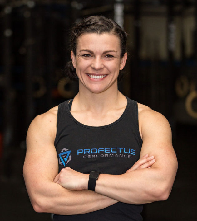 KT Trombetta Meet Our Coaches Profectus Performance Edwardsville IL
